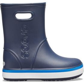 Crocs Crocband Stivali da pioggia Bambino, blu
